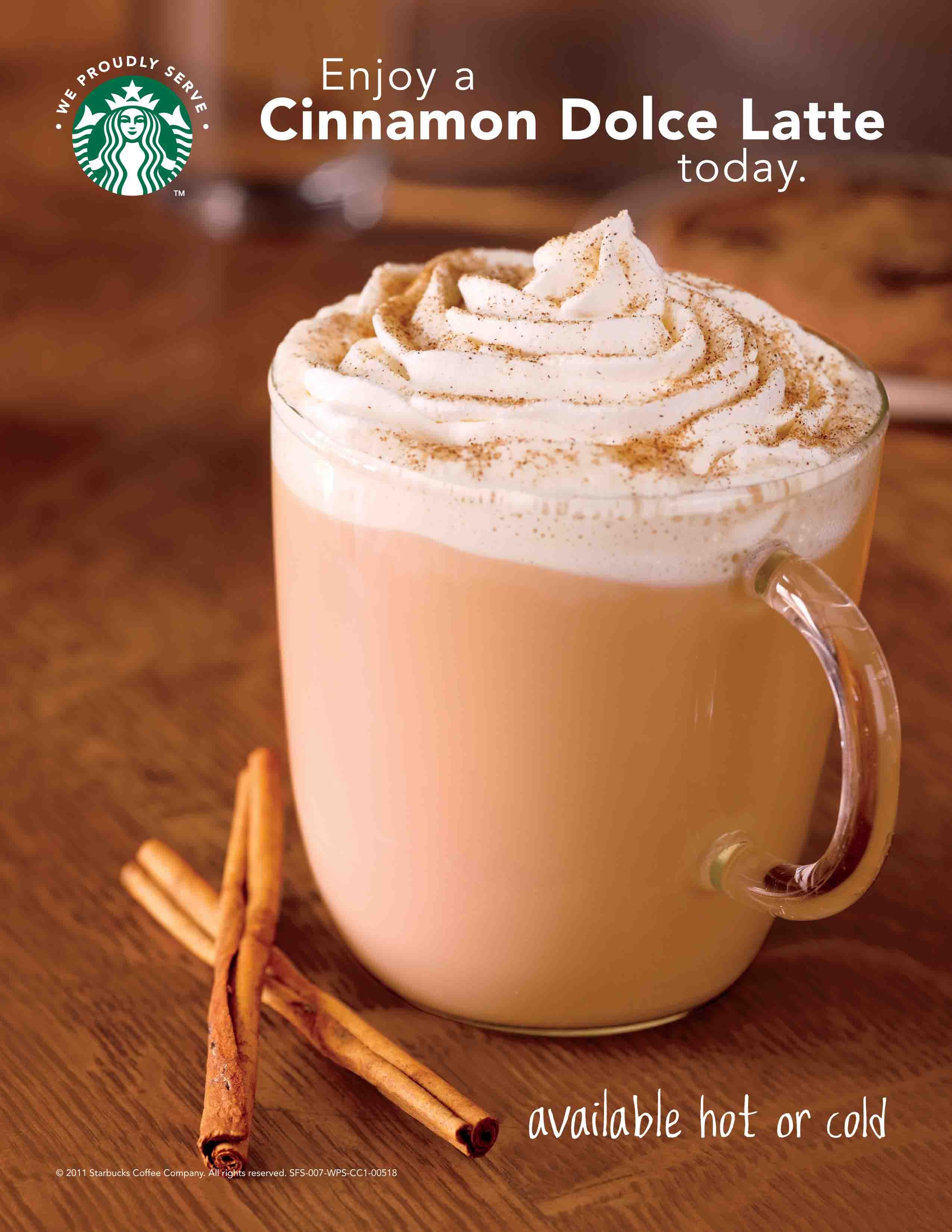 Calories In Pumpkin Iced Coffee Starbucks