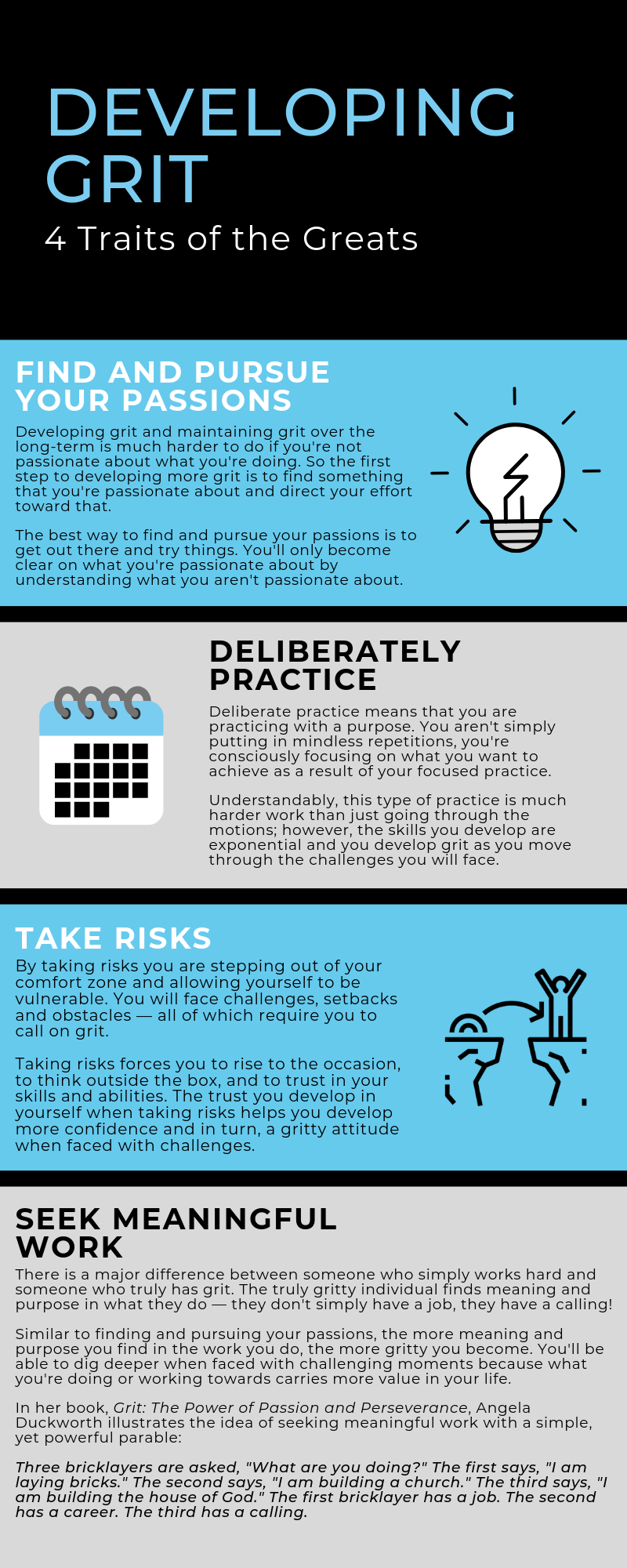 Putting Grit In Its Place >> The Grit Advantage An Epic Guide For Developing Mental Toughness