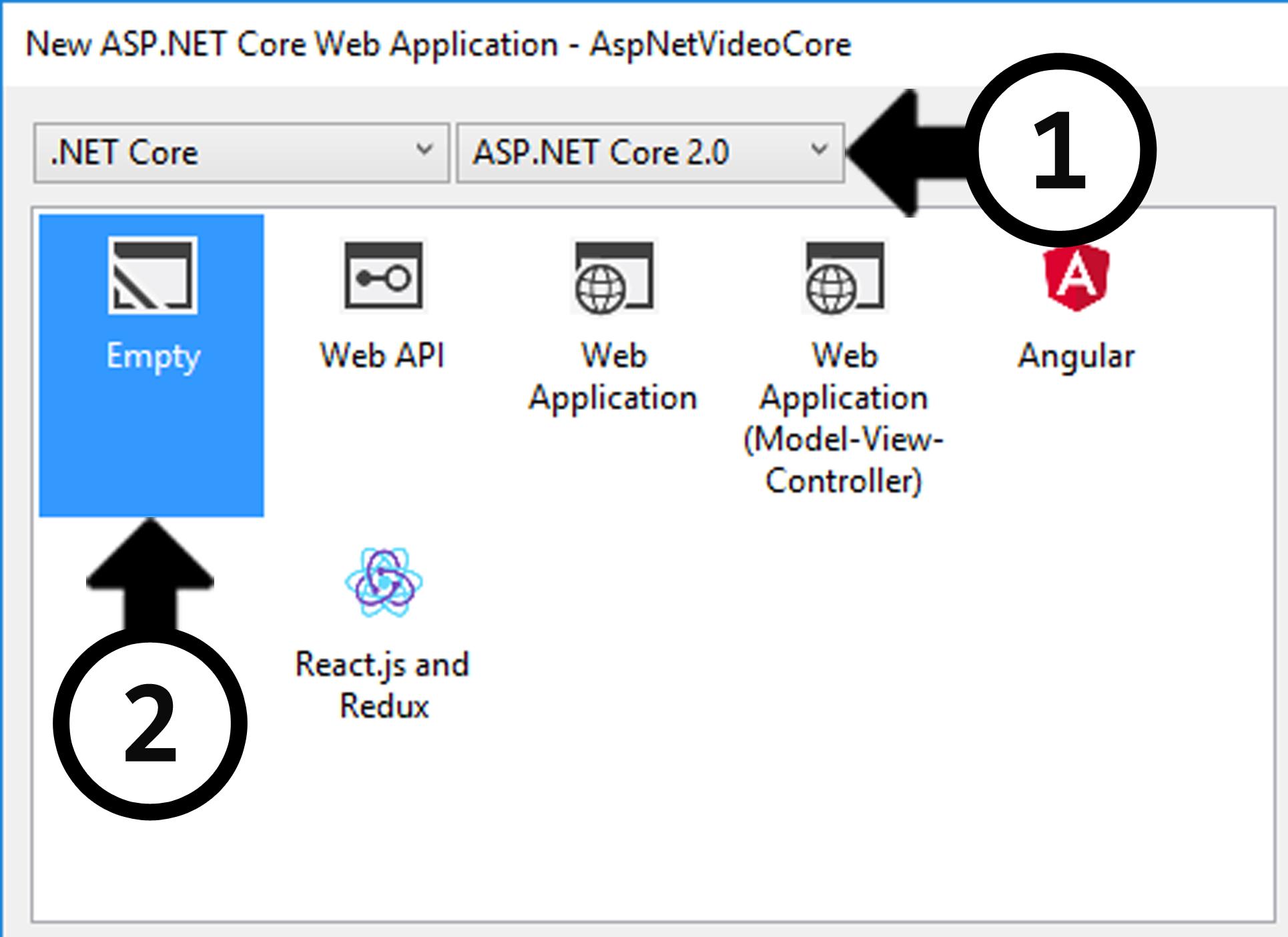 ASP NET Core 2 0 Introduction | Udemy