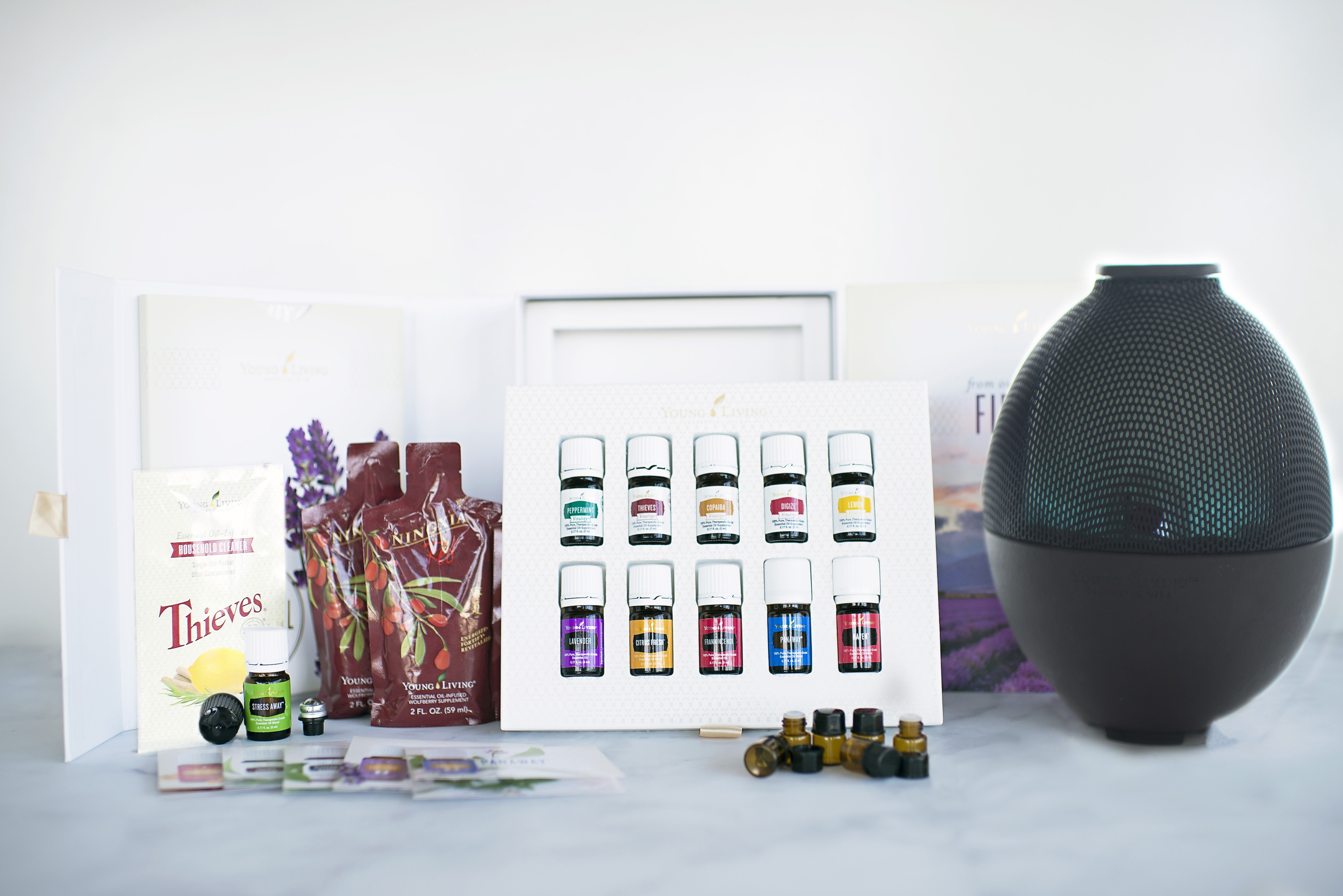 Essential Oils for Men Young Living