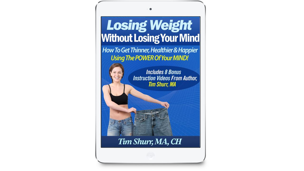Train Your Brain to Lose Weight Easier!