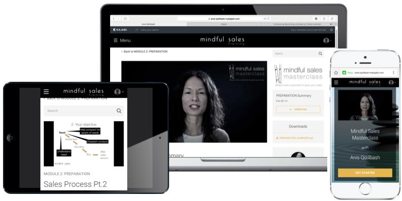 Mindful Sales Masterclass Sales Training For Entrepreneurs