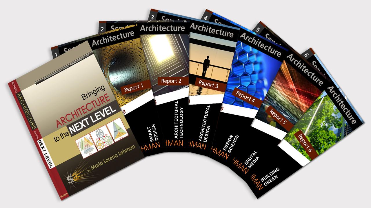 Next Level Architecture 7-Part Book Series