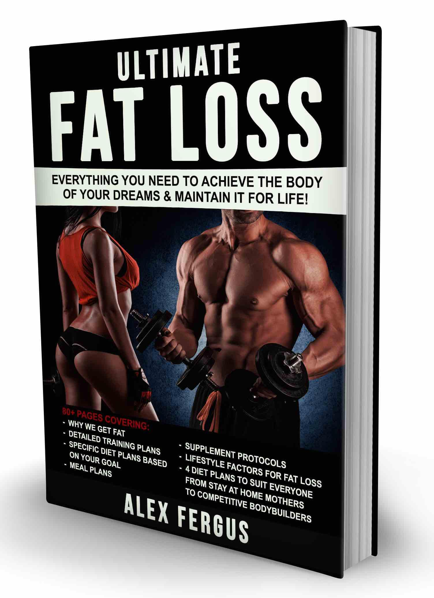 Ultimate Health Fat Loss Ebook Alex Fergus