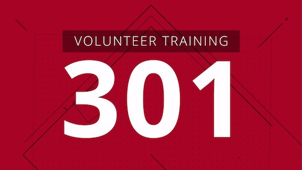 Youth Ministry 101-401 - train your volunteer team