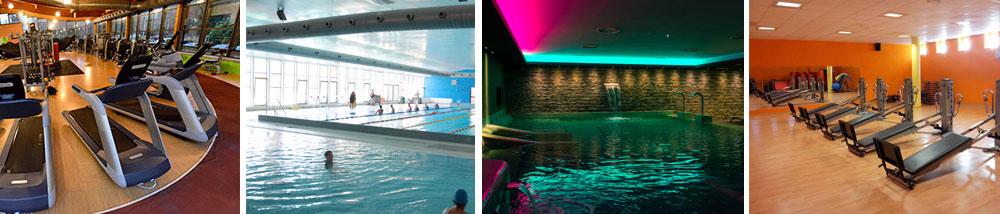 Centro sportivo con 2 piscine palestra e sale corsi a induno olona - Palestra con piscina ...