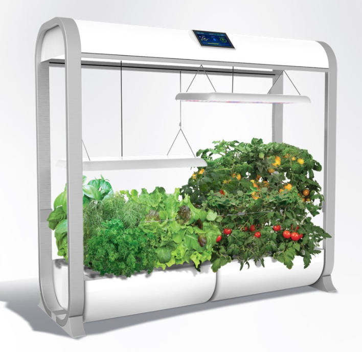 The best indoor gardening kits with a larger focus on specialized hydroponic gardens aero garden creates well designed and high tech gardens that can serve as a statement piece workwithnaturefo