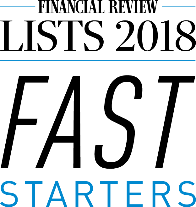 LashJoy ranked 75/100 the fastest growing startup businesses in Australia in 2018.