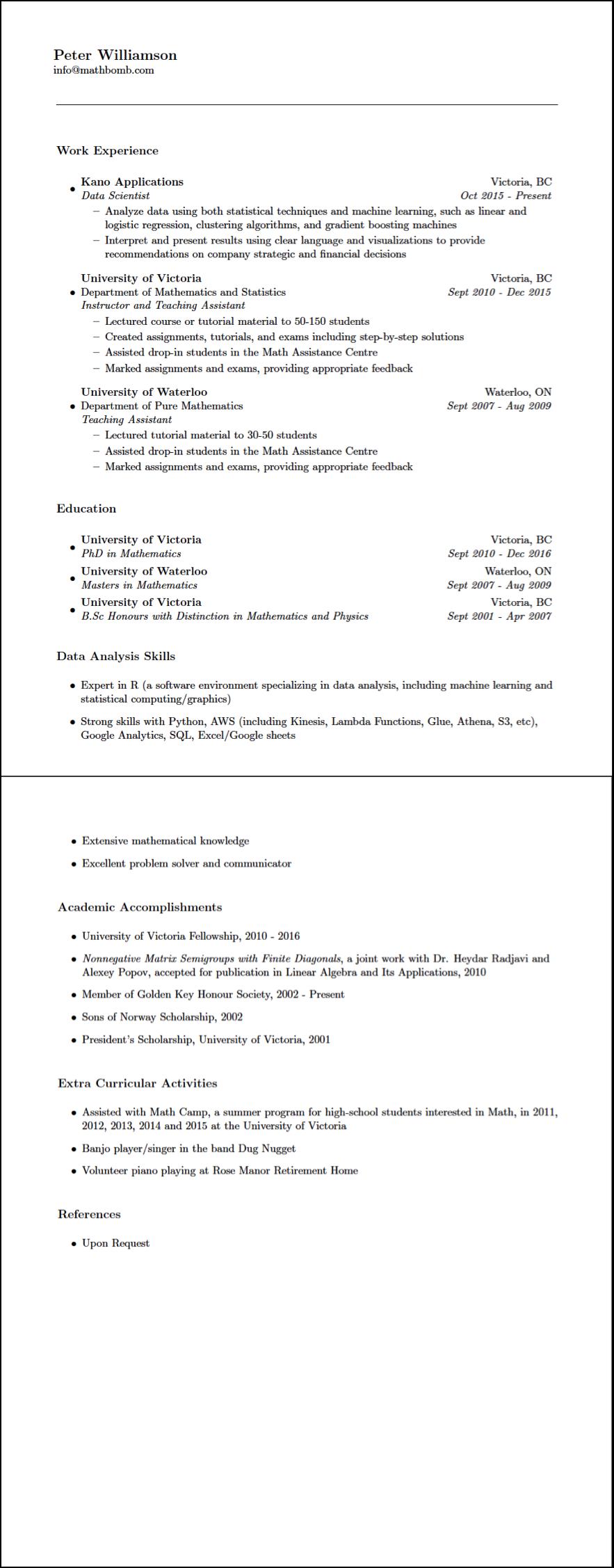 Hermosa Curriculum Vitae Para Jobstreet Adorno Colección