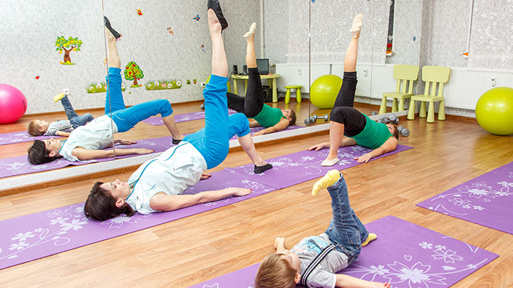 Yoga for Kids' Mental Stability