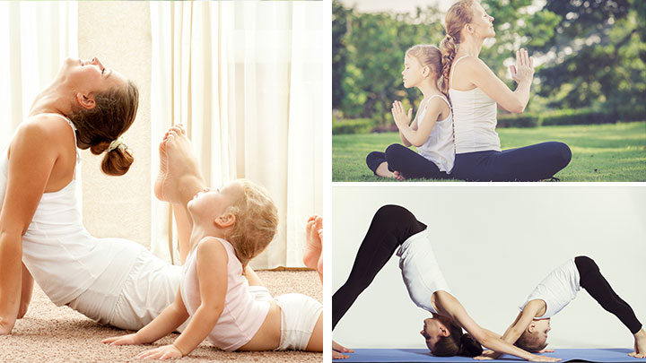 how to teach Yoga to kids