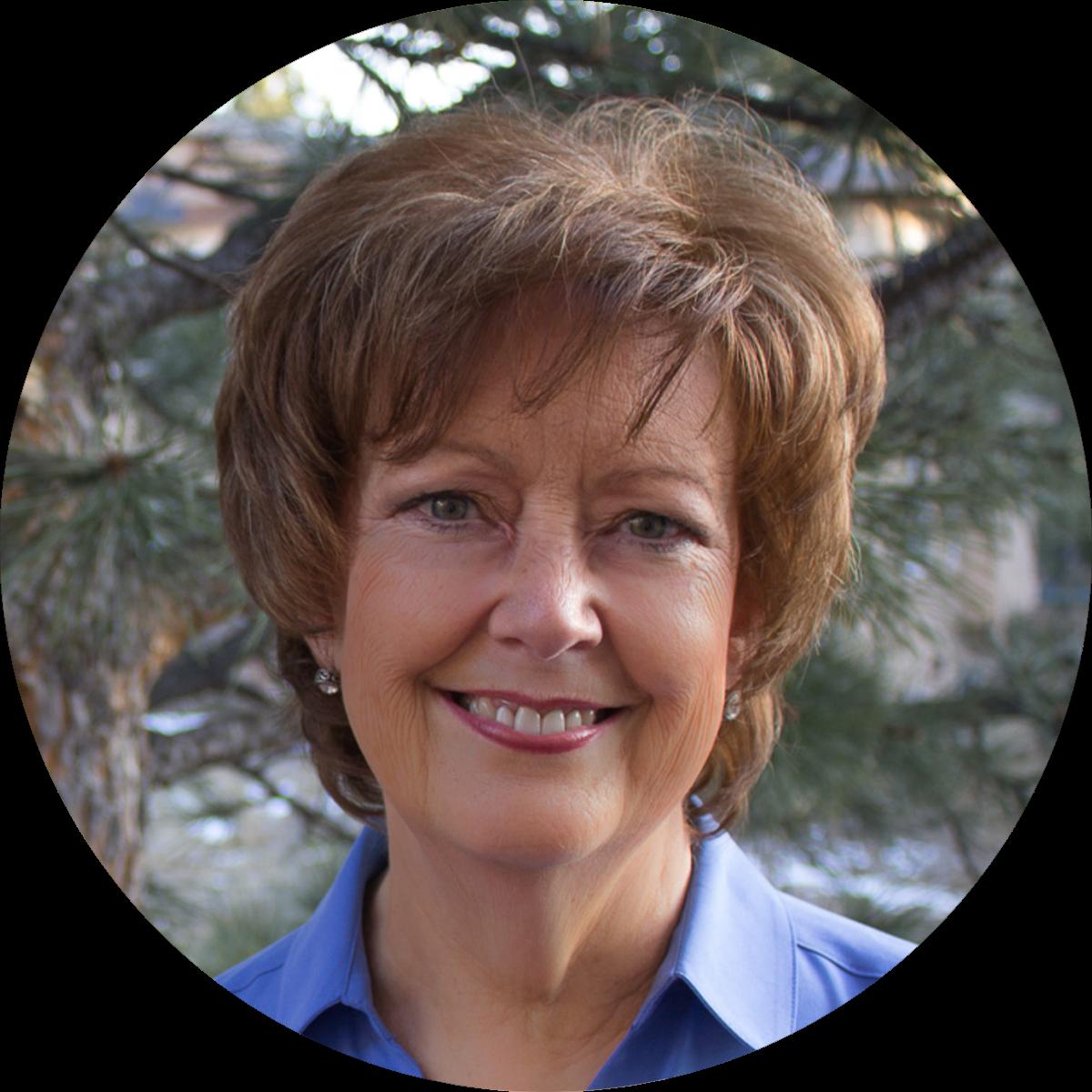 Cheryl Townsley Headshot