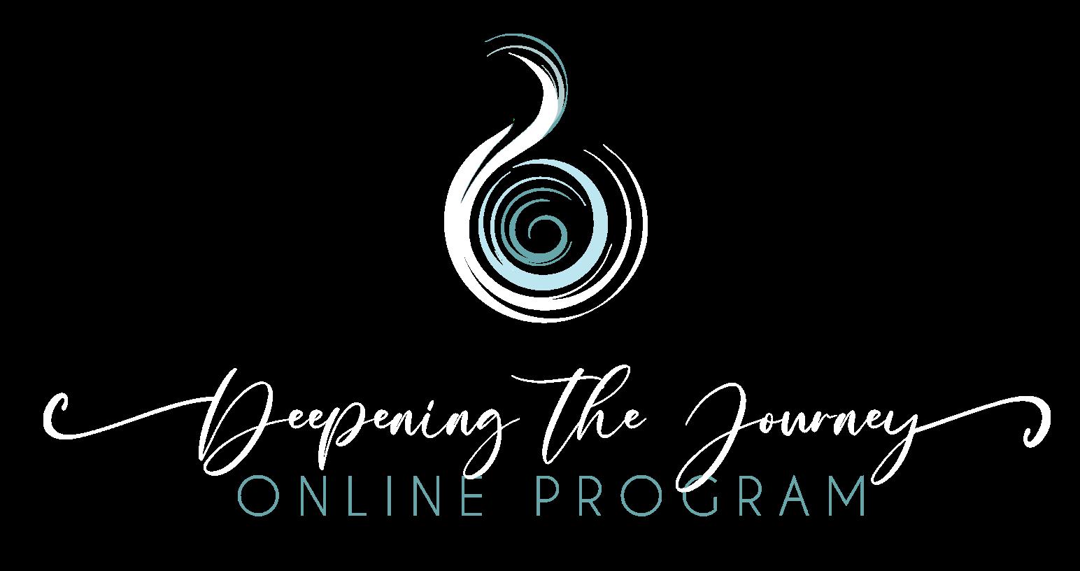 Deepening the Journey Online Program