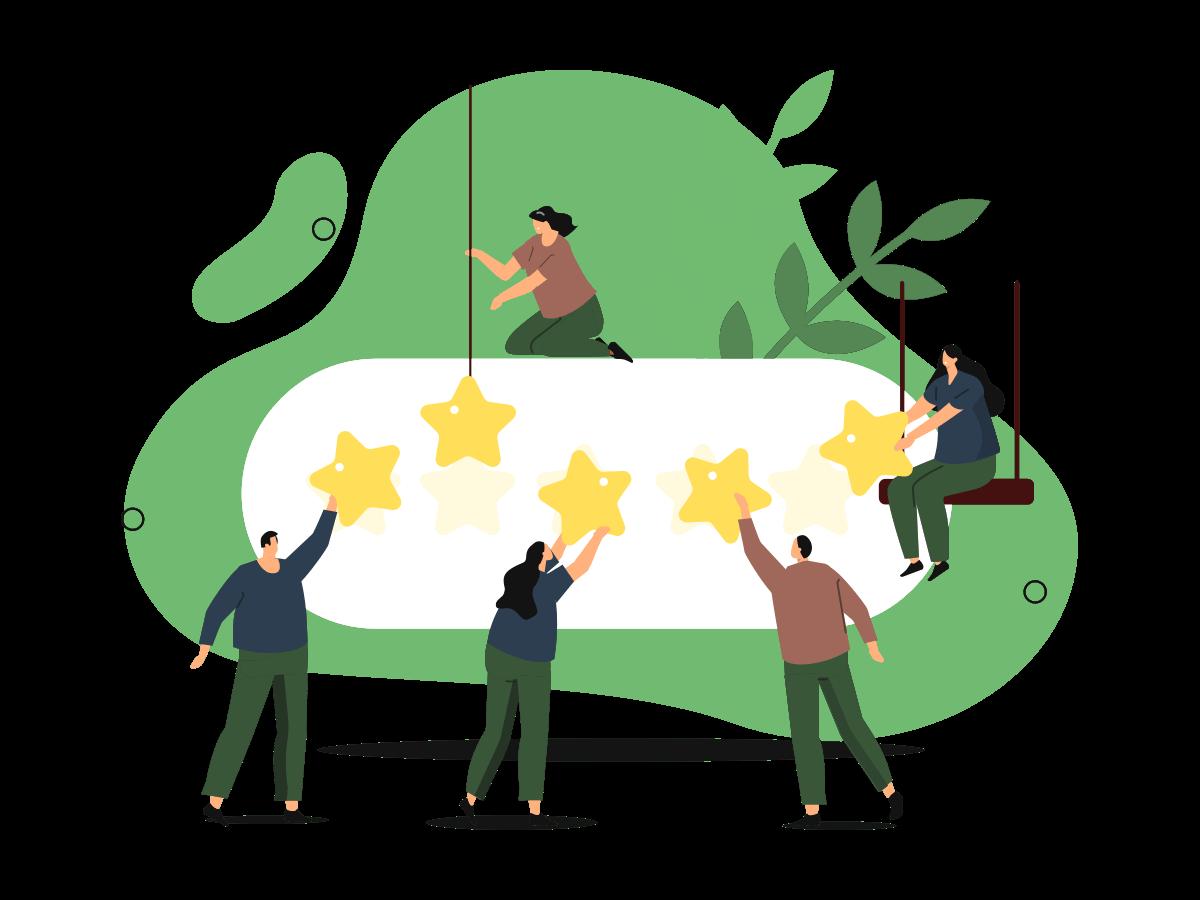 Freedum自由學院團隊信念-服務-追求更好的體驗