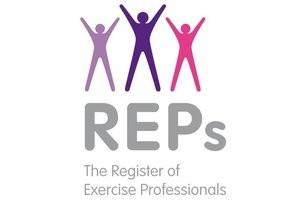 REPS training provider - The Registered Exercise Professionals directory