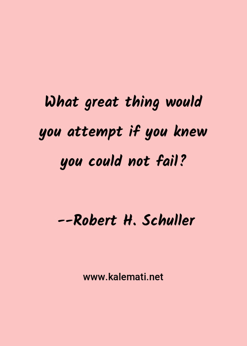 Robert H Schuller Quotes Thoughts And Sayings Robert H Schuller Quote Pictures