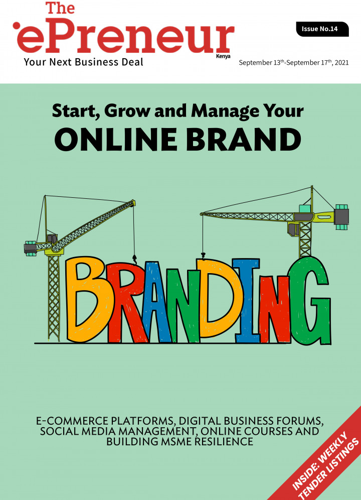 Start, Grow and Manage Your Online Brand