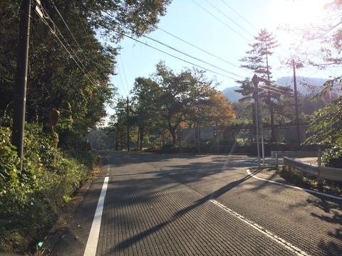 キゴ山駐車場周辺