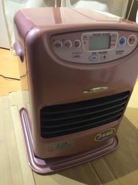 燃焼不良が頻発するファンヒーター