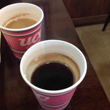 コーヒー、スープ無料!