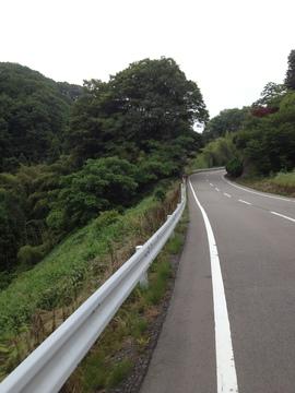 県道210号線