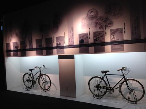 皇室に献上された自転車