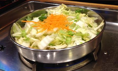 どっさり山盛り白菜