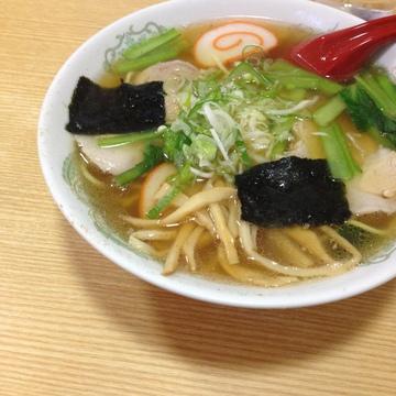 定番ラーメン490円(2014年現在)
