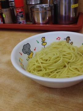 替え玉用極細麺