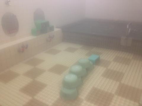 浴室の様子