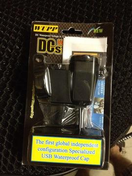 NEWINGバイク用USBソケット