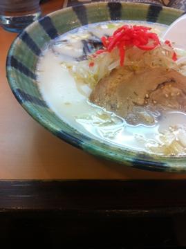天水ラーメン630円