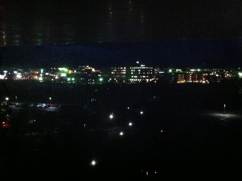 夜景も楽しめます