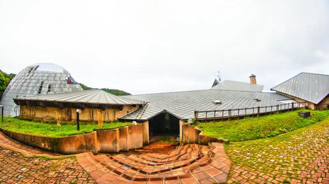 2013年に閉鎖された真脇遺跡温泉