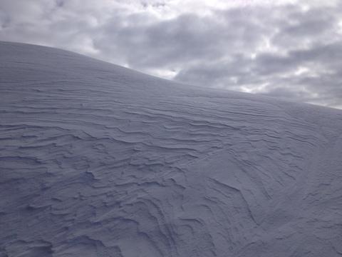 美しい雪紋