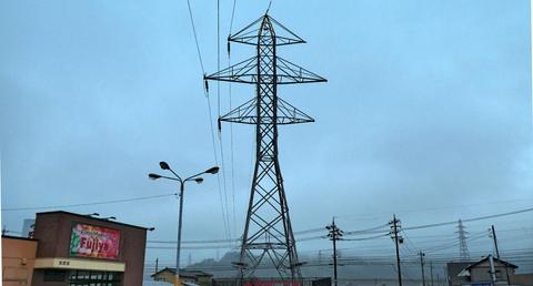 関西電力市荒川線