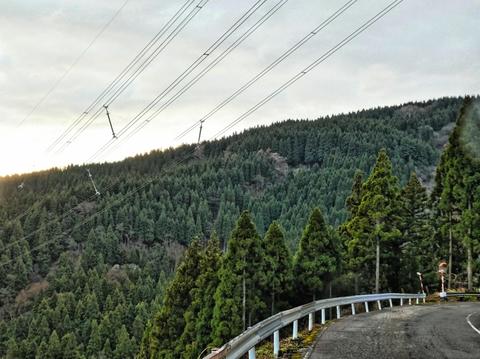南金沢線のスペーサーが間近にせまる