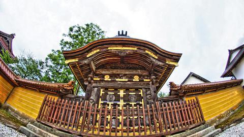 瑞泉寺最古の建築 式台門