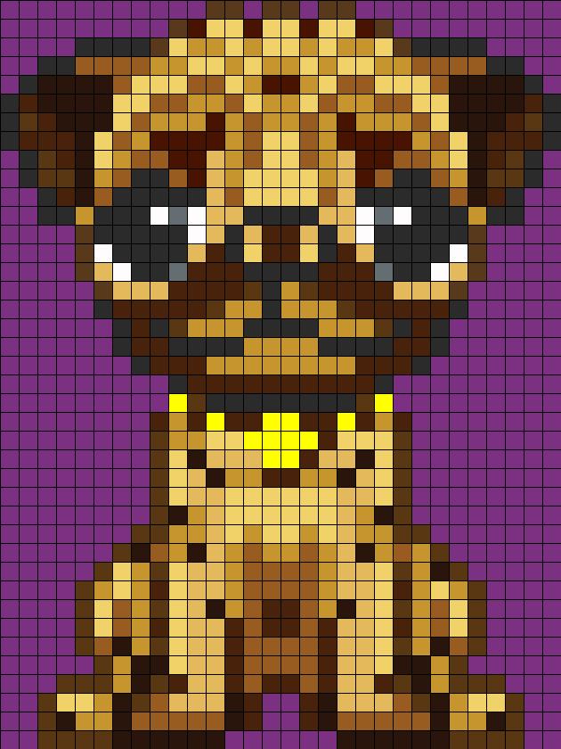 Pug Perler