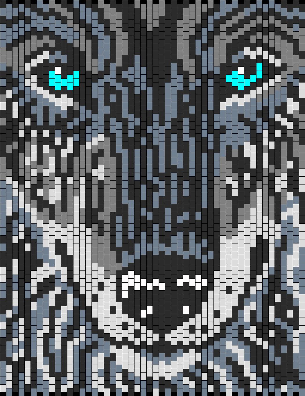Wolf Bead Pattern