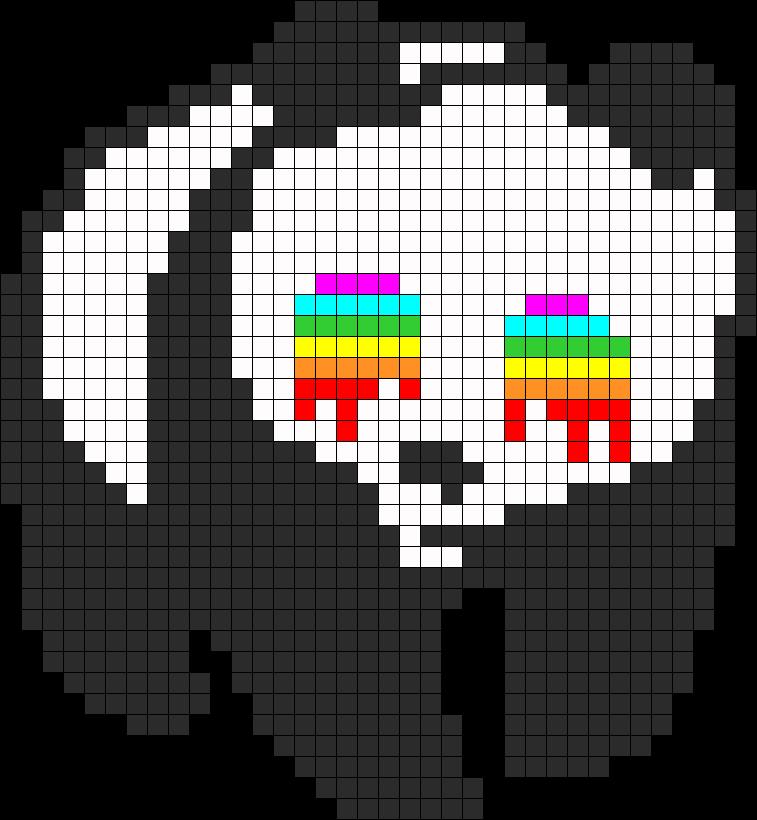 Panda Perler V2