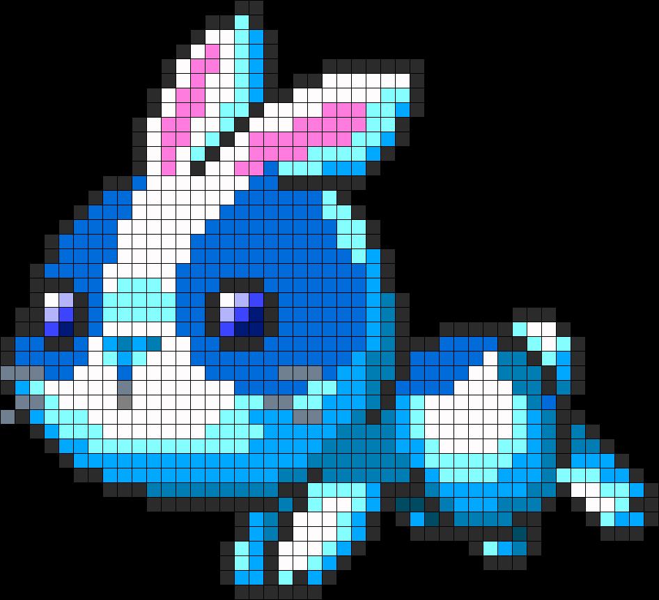 Blue Bunny Go