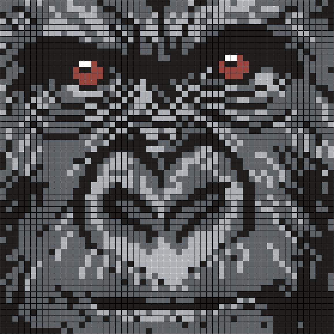 Gorilla (Square)