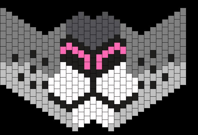 Panther Kandi Mask