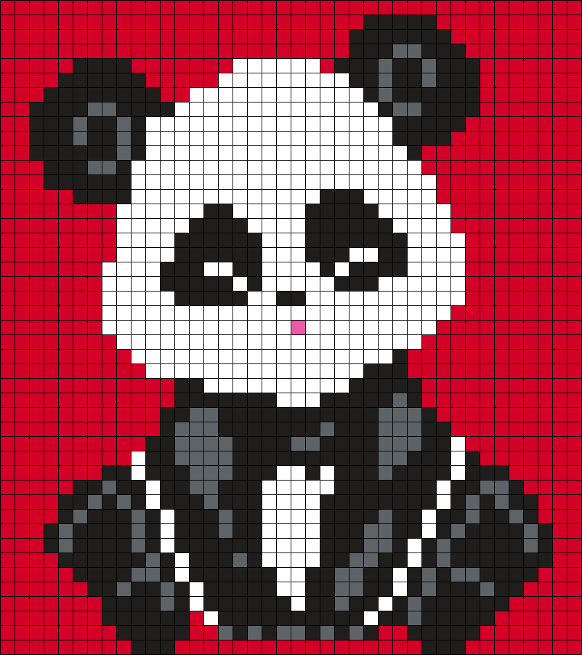 Little Panda (Sq)