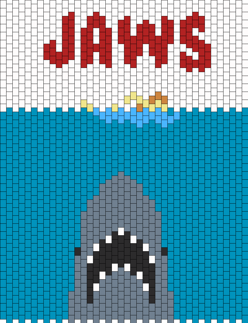 Jaws Poster Or Panel