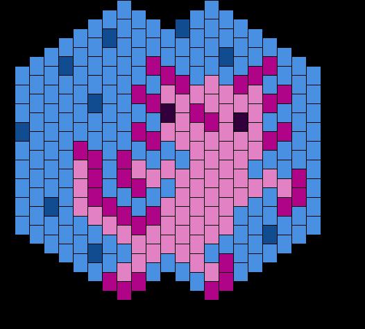 Minecraft Axolotl Mask