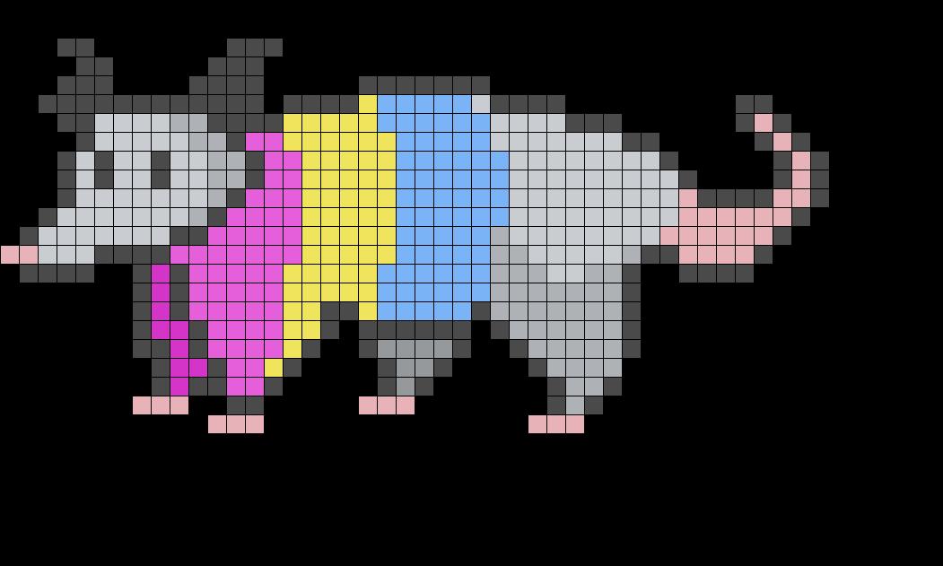 Pan Pride Possum