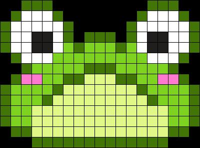 Froggie Perler