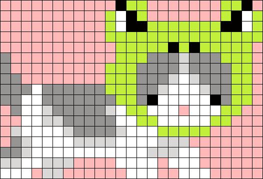 Frog Hat Cat